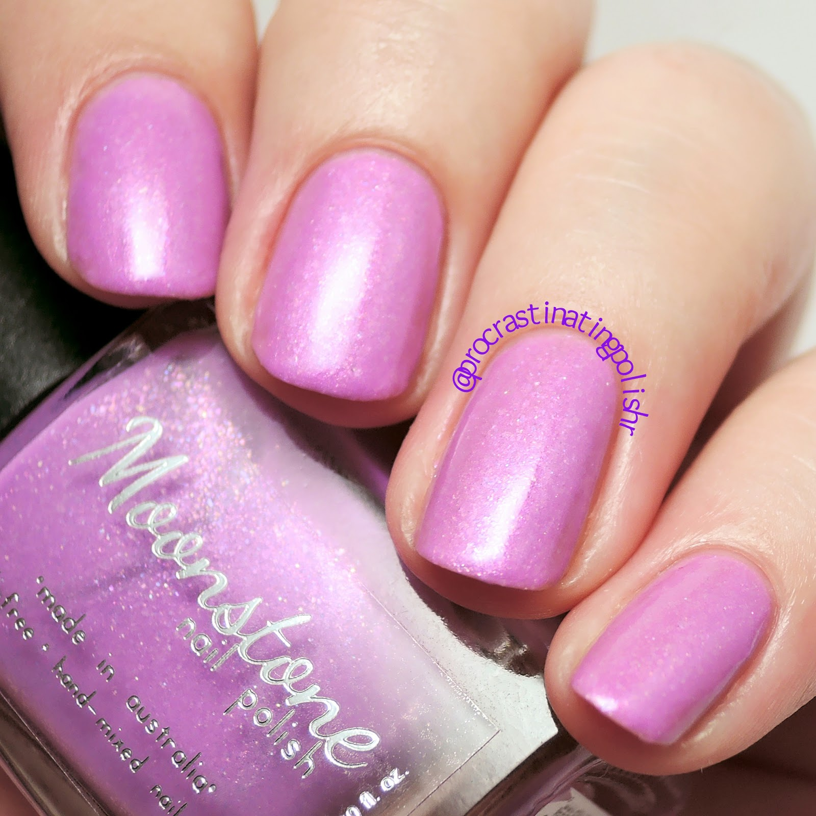 Moonstone Nail Polish - Nymphadora | Wicked Witches collection