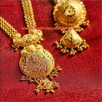 Bridal Gold Haram
