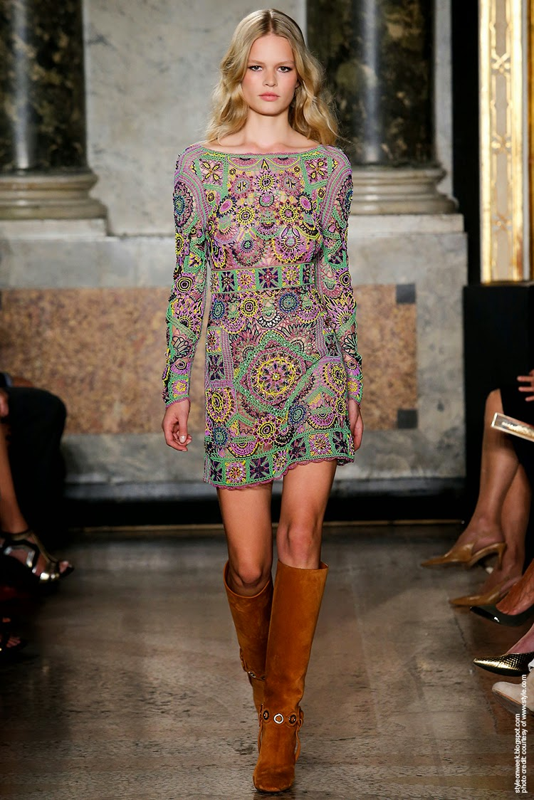 Emilio Pucci Spring and Summer 2015 Collections Part 2