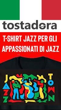 T-shirt Jazz Italia
