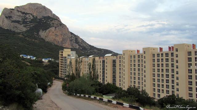 Гора Краб и Бухта Мечты