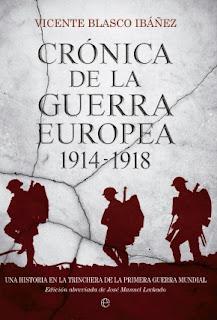 Crónica de la guerra europea 1914-1918