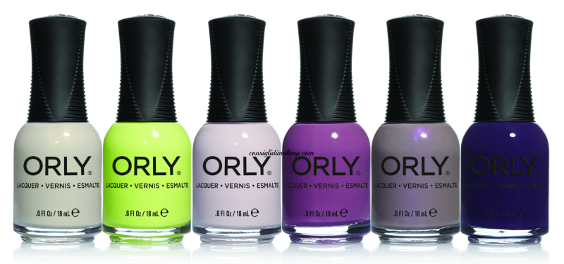 Preview: collezione Sugar High Primavera 2015 - ORLY