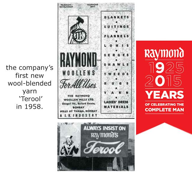 Raymond 1925 - 2015 Terool Ad, 1958