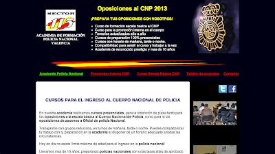 Academia Policia Nacional | Sector 115