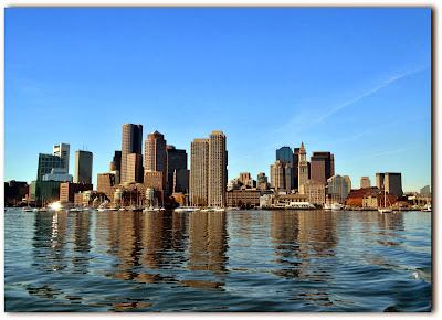 City Reflections - Boston, Massachusetts