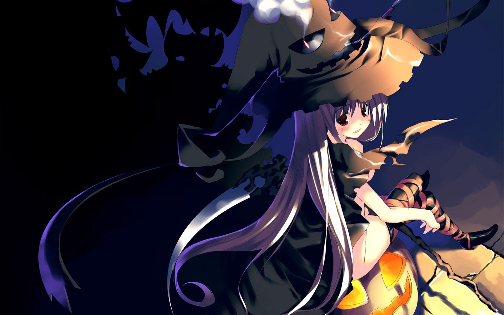 The gallery for --> Cute Anime Witches - photo#42