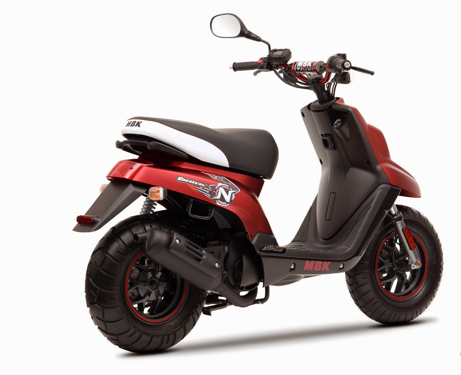 MBK Booster Naked New Scooty Price