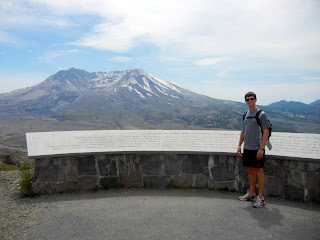 Mt. St. Helens in Washington