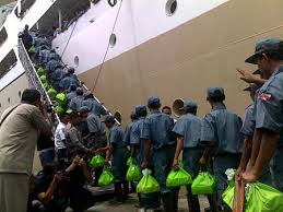 tulislah daerah tujuan transmigrasi di indonesia