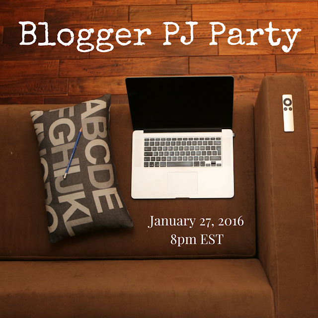 The All New Blogger PJ Party