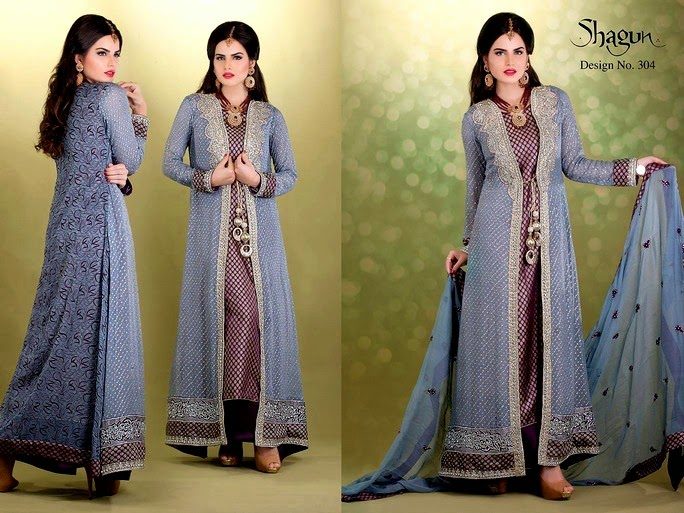Shagun Formal Suit Collection 2014