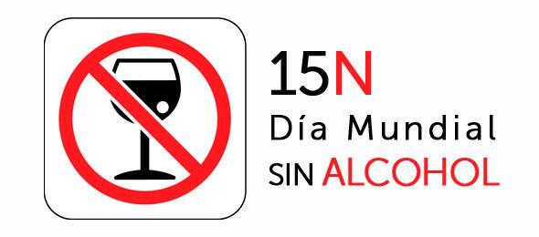 #15n #díamundialsinalcohol