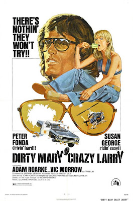 Watch Dirty Mary, Crazy Larry 1974 BRRip Hollywood Movie Online | Dirty Mary, Crazy Larry 1974 Hollywood Movie Poster