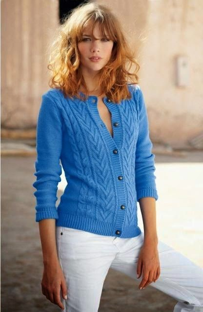Women fashion image wihte pont and sweter