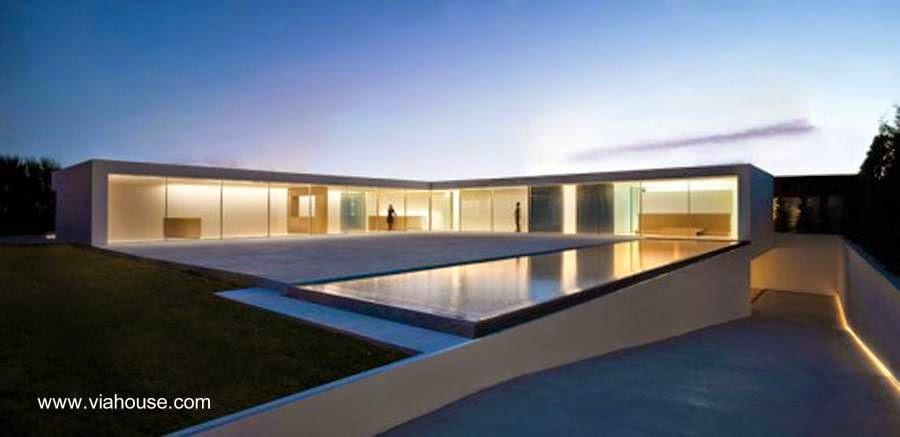 Residencia contemporánea Minimalista