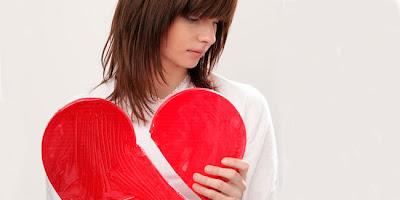 4 Pelajaran Dari Putus Cinta ( Patah Hati )