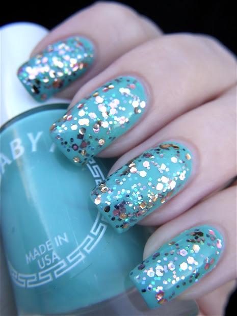 drink nail polish