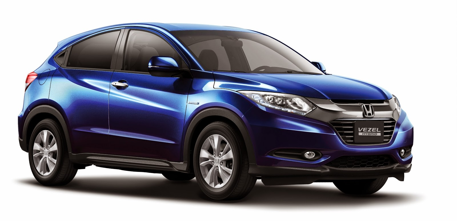 Honda Vezel 1.5 L SPORT HYBRID i-DCD 2015 | Car Reviews | New Car Pictures for 2018, 2019