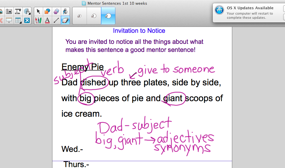 Fourth grade flipper september swap and share ideas by jiveys i couldnt be more excited to see how using mentor sentences in the classroom will affect my students reading and writing stopboris Image collections