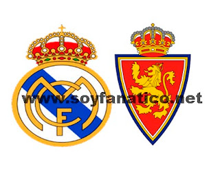 Zaragoza vs Real Madrid Jornada 29 Liga BBVA 2013