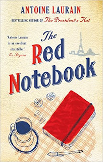 French Village Diaries bookworm advent calendar review The Red Notebook Antoine Laurain Gallic Books