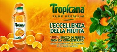 succhi di frutta Tropicana