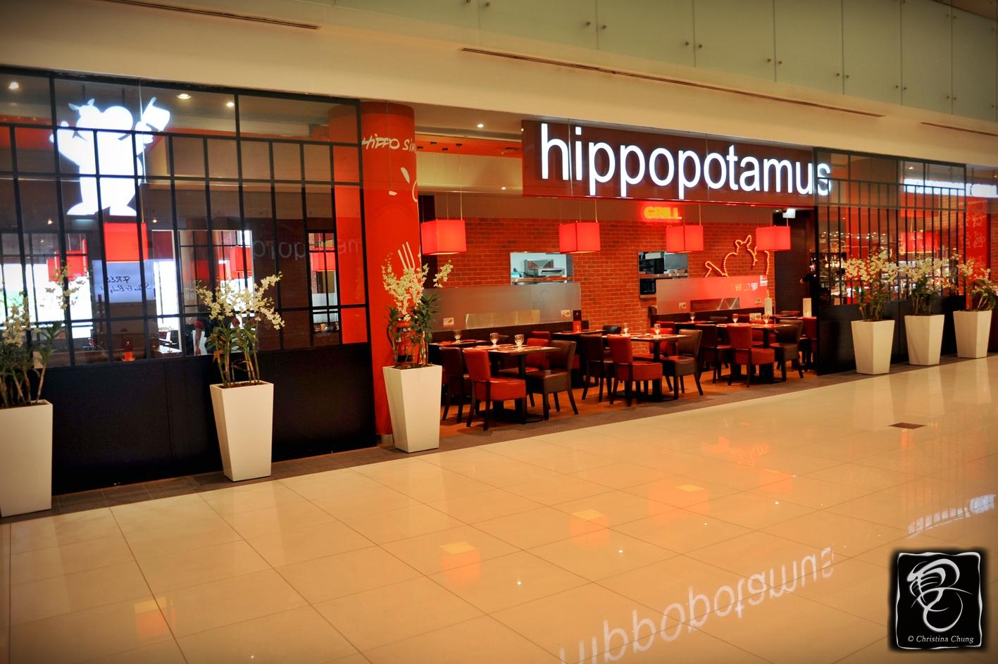 D licieux food hippopotamus restaurant grill huney 39 z world - Hippopotamus restaurant grill ...