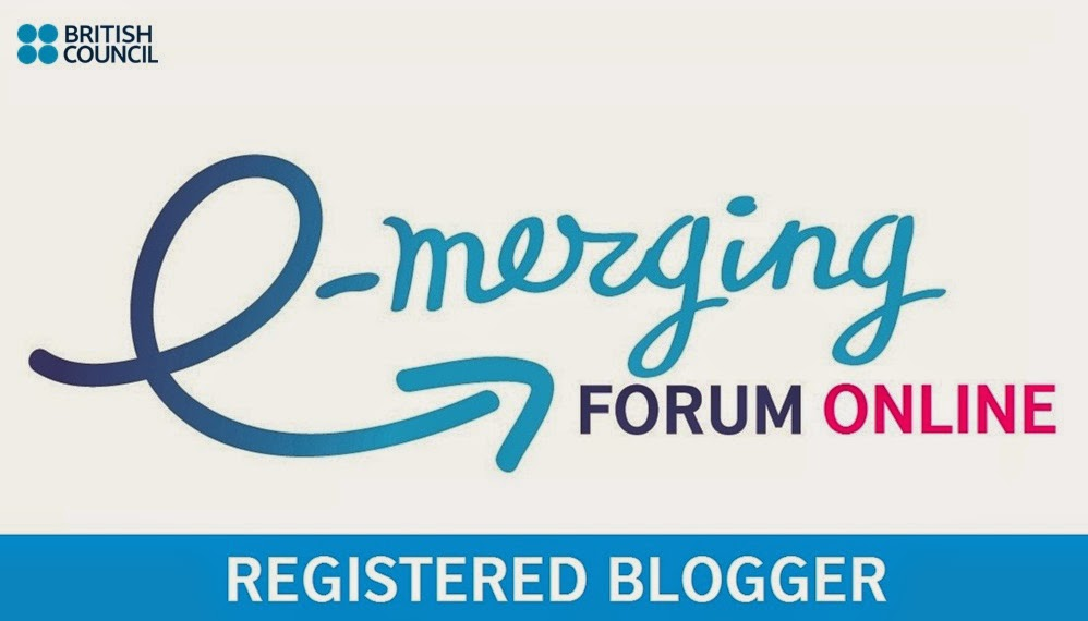 E-merging forum online Registered Blogger