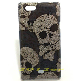 Various Fashion patterns back hard Case cover For Sony Xperia miro ST23i