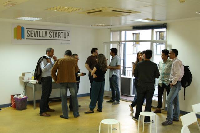 Café Sevilla Startup
