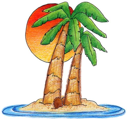 Imagenes de palmeras para imprimir - Imagenes y dibujos para imprimir ...