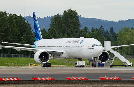Garuda Indonesia Boeing 777-300ER PK-GIA