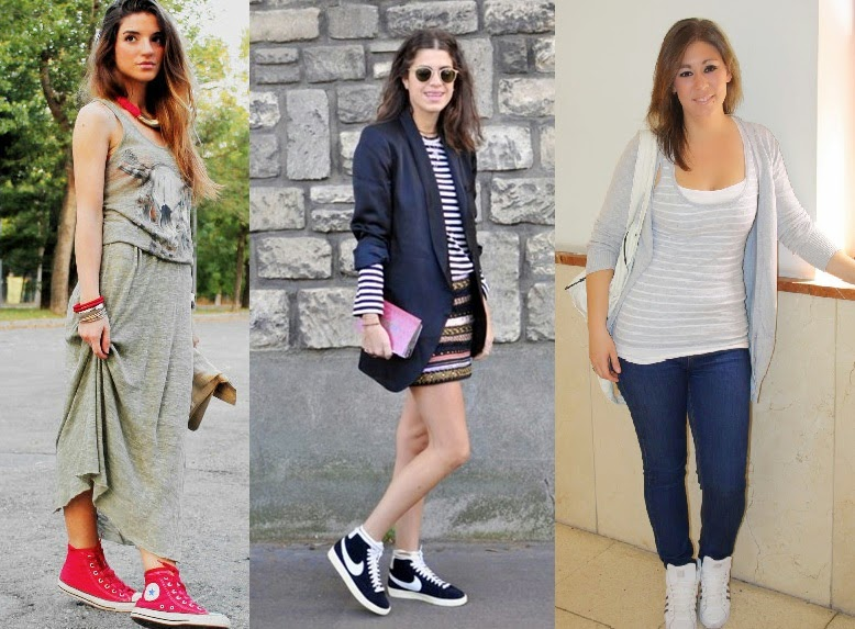 LOOK DEPORTIVO TENDENCIAS