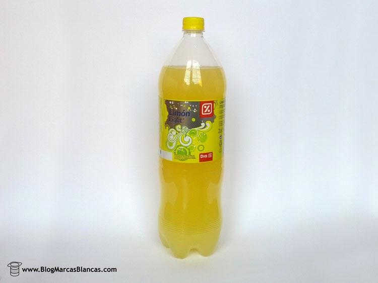 Refreso de limón light (tipo Fanta Zero) DIA