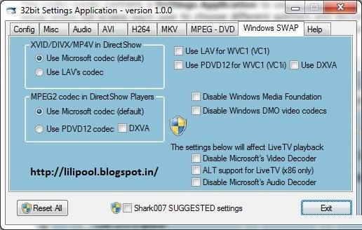 codec windows download: