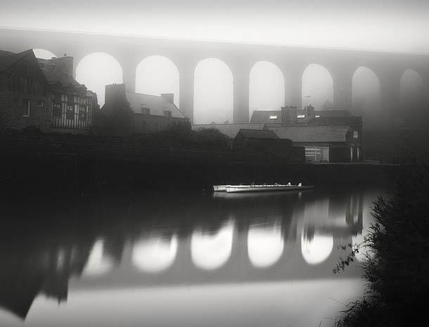 Fotografia a Preto e Branco - Paisagens minimalistas de Christopher George
