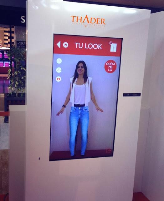 Probador Virtual Thader
