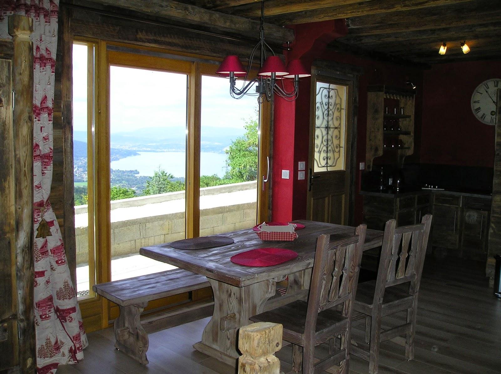 Chambres D Hotes Et Gite Les Balcons De La Cochette Lac D Annecy