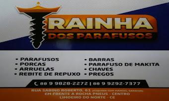 RAINHA DOS PARAFUSOS