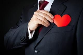 Homem apaixonado