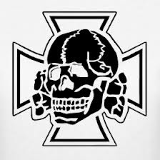 Totenkopf and Tatzenkreuz design