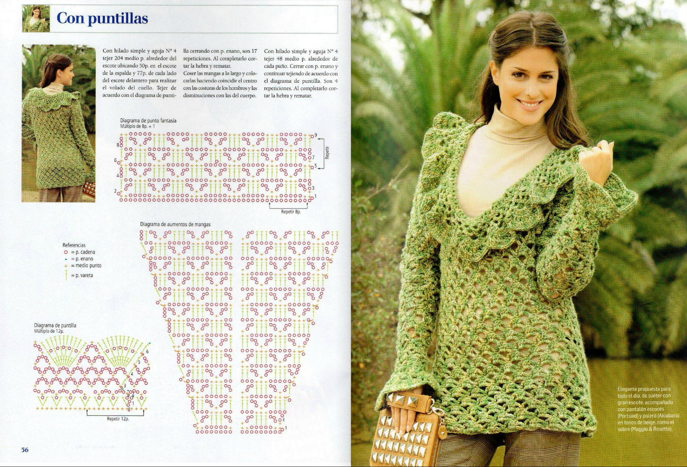 Free Online Crochet Top Patterns : Crochetpedia: Crochet Books Online - Womens Wear Tops ...