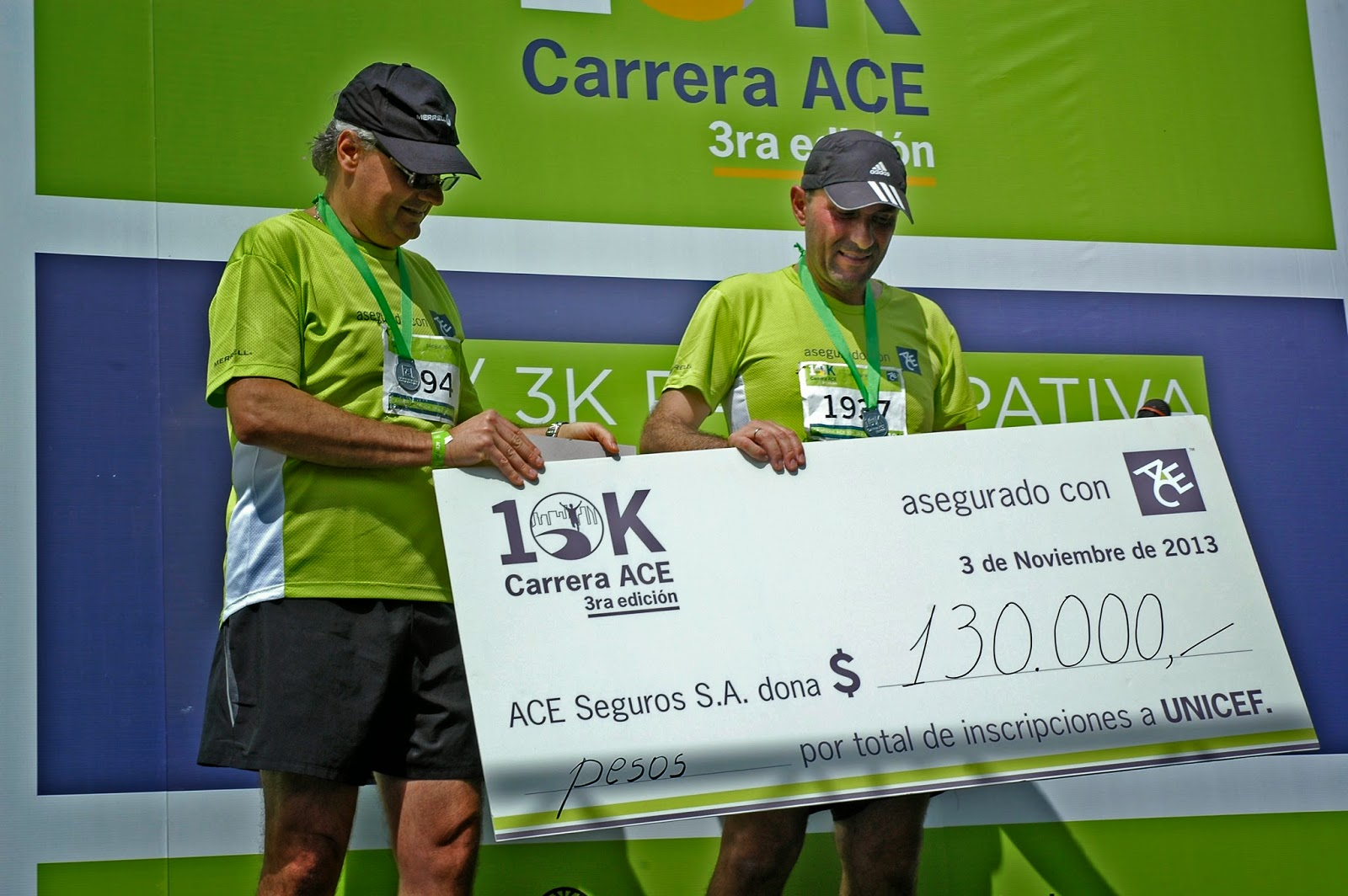 Carrera 10k ACE Seguros