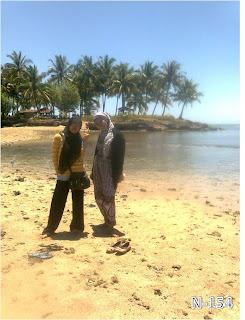 Pantai Air manis, Air Manis Beach, Pulau Pisang Kecil, Banana Island