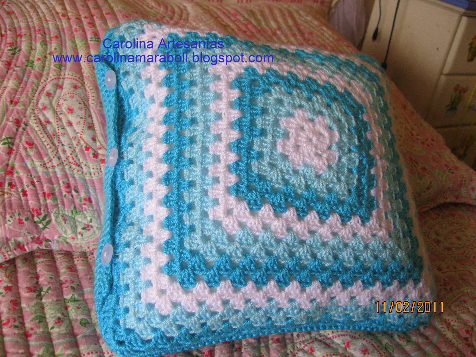Tejidos a mano, en crochet, tamaño y colores a elección.