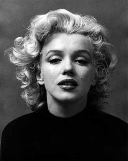 marilyn monroe character traits