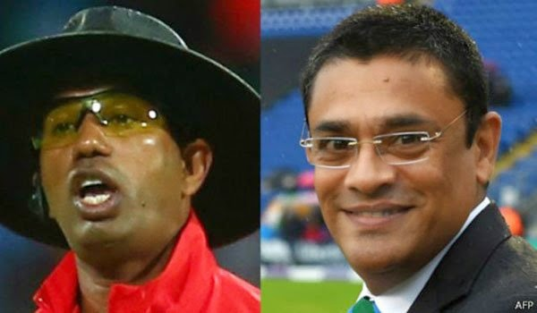 2 Lankans at the Cricket World Cup last