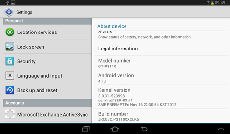 Android, Tablet, Android Tablet, Samsung, Samsung Tablet, Samsung Galaxy Tab 2 7.0, Samsung Galaxy, GALAXY Tab 2 7.0