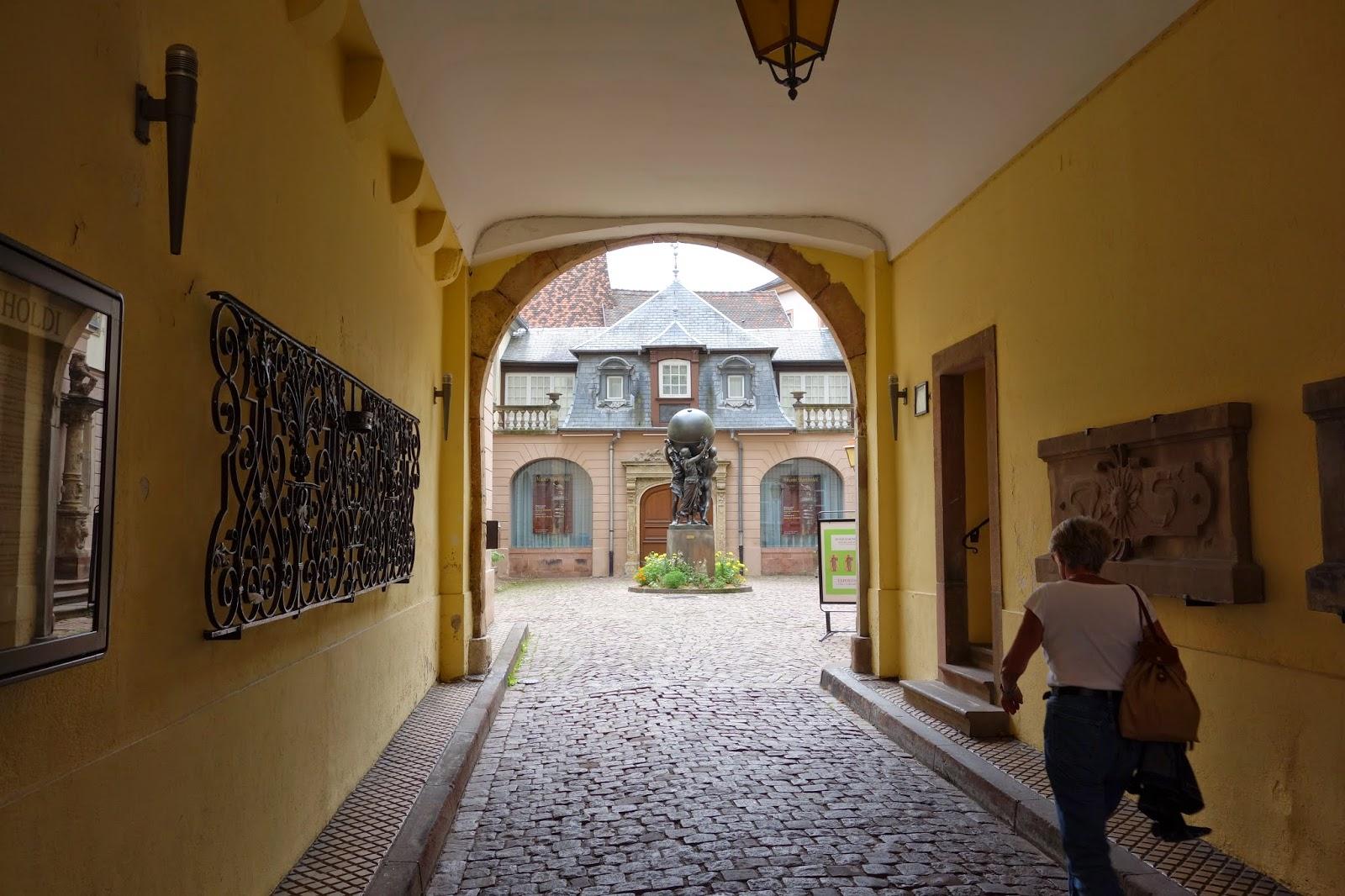 Кольмар - дом-музей Бартольди